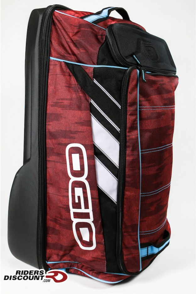 OGIO Adrenaline 'Red Haze' Wheeled Gear Bag