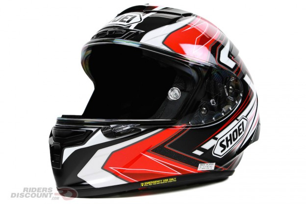 Shoei X-Fourteen Assail TC-1 Helmet