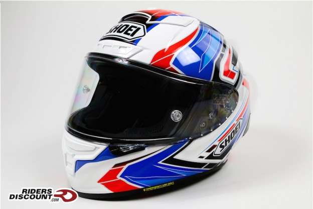 Shoei X-Fourteen Assail TC-2 Helmet