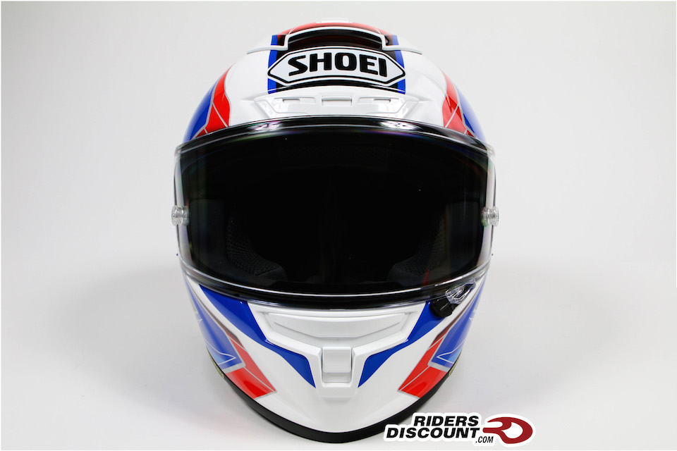 Shoei X-Fourteen Asail TC- 2 Helmet