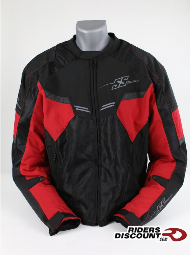 Speed and Strength 'Power and the Glory' Mesh Jacket