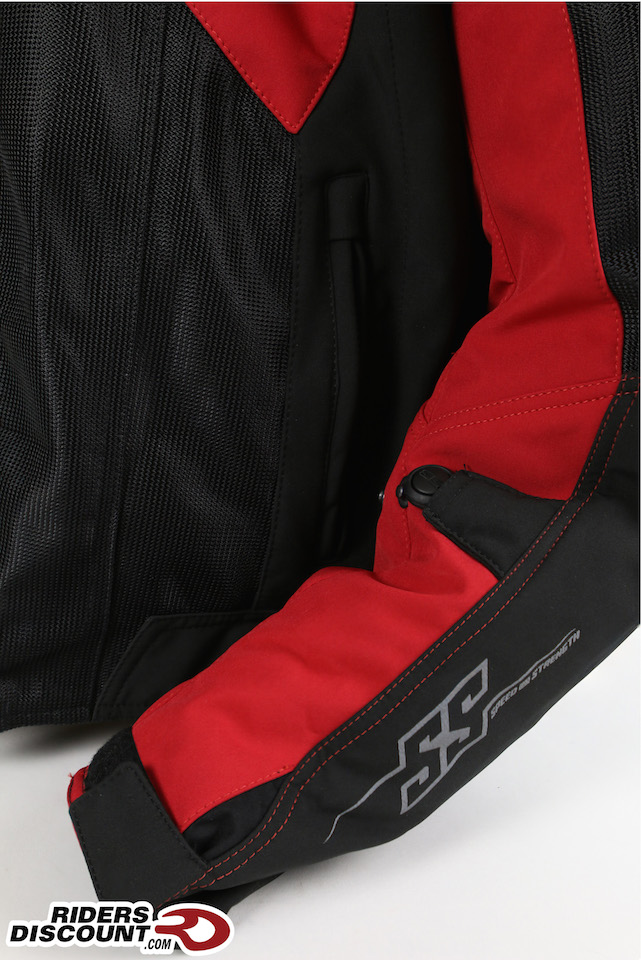 Speed and Strenth 'Power and the Glory' Mesh Jacket - Click Image For More Info