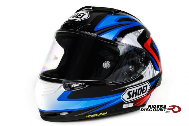 Shoei X-Fourteen Bradley 3 Helmet
