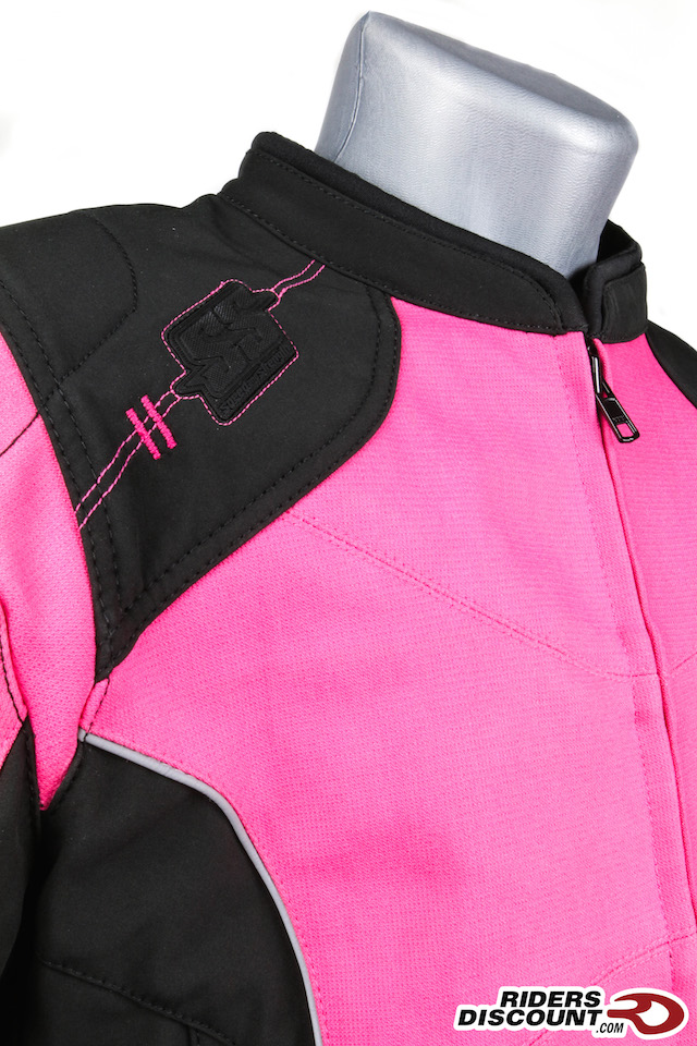 Speed and Strength Women's Comin' In Hot Jacket - Click Image For More Information - MSRP $299.95