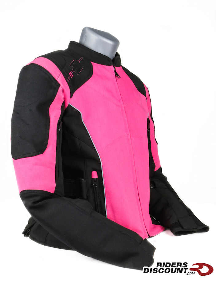 Speed and Strength Women's Comin' In Hot Jacket - Click Image For More Information