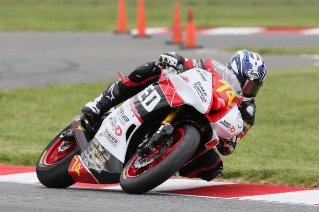 Bryce Prince at New Jersey Motorsports Park
