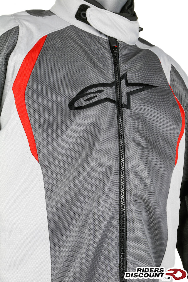Alpinestars Amok Air Drystar Jacket - Click Image For More Information - MSRP $319.95