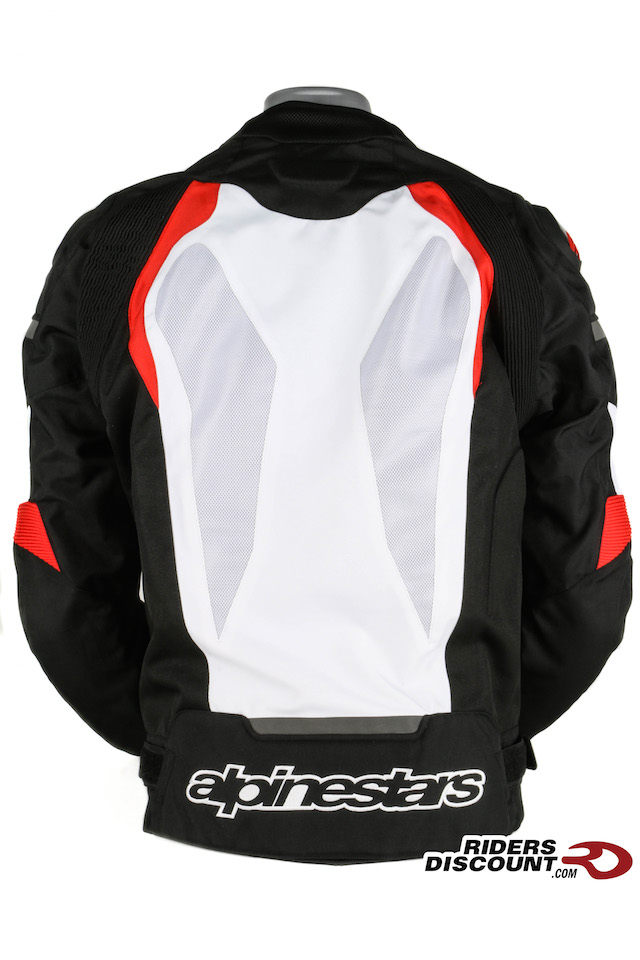 Alpinestars T-GP Air Pro Jacket - Click Image For More Information