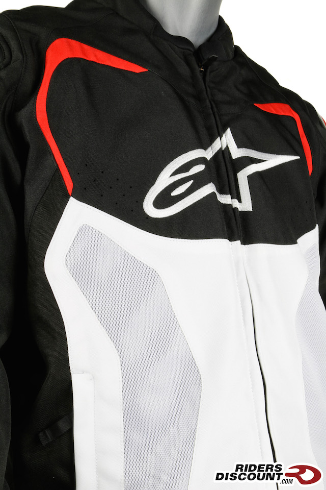Alpinestars T-GP Air Pro Jacket - Click Image For More Information - MSRP $329.95