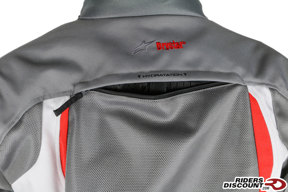 Alpinestars Santa Fe Air Drystar Jacket - Click Image For More Information