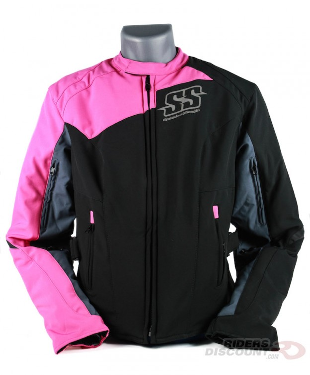 "Speed and Strength ""Backlash"" Women's Textile Jacket"