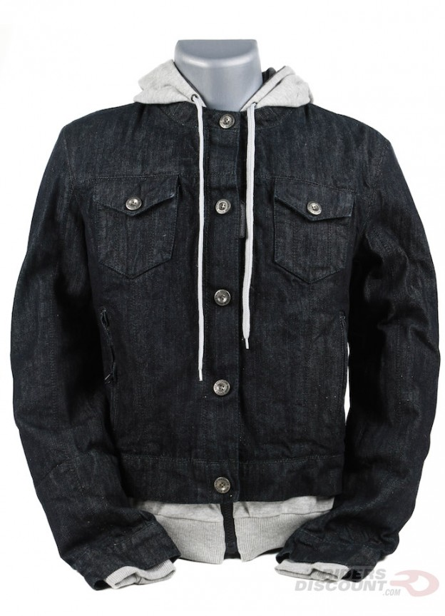 """Speed and Strength """"Fast Times"""" Women's Denim Jacket"""