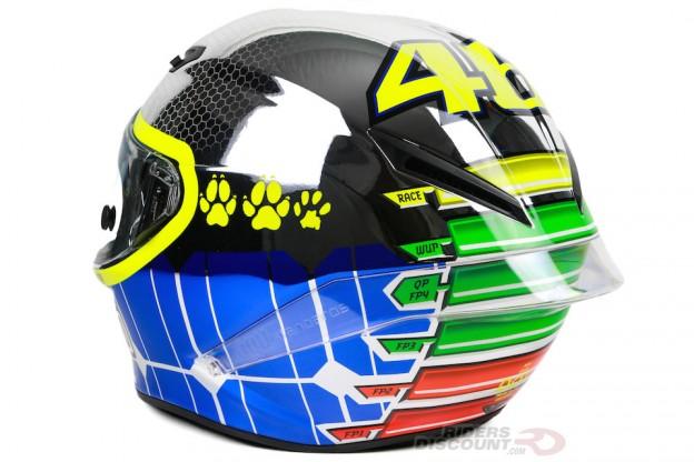 AGV Corsa Rossi Mugello 2015 Helmet