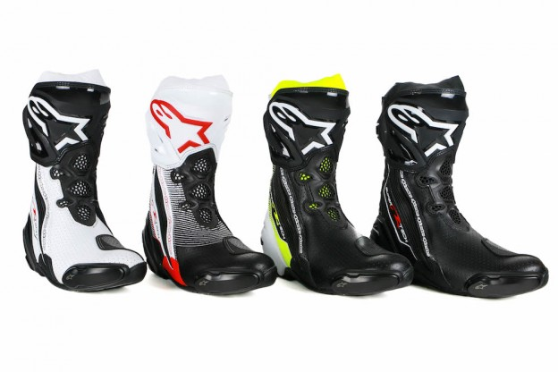 Alpinestars Supertech R Boots - All Colors