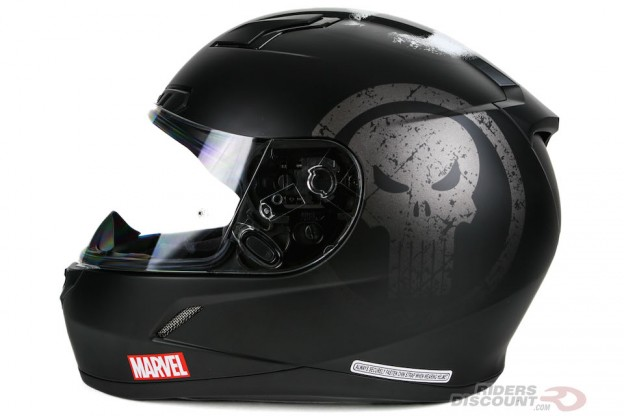 The Punisher Motorcycle Helmet Archives Riders Discount