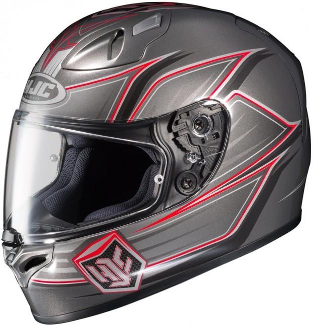 HJC FG-17 Banshee Full Face Helmet