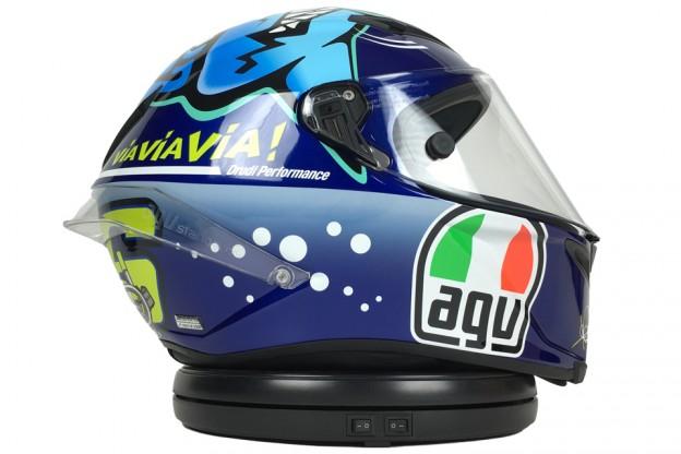 AGV Corsa Rossi Misano 2015 Shark Helmet