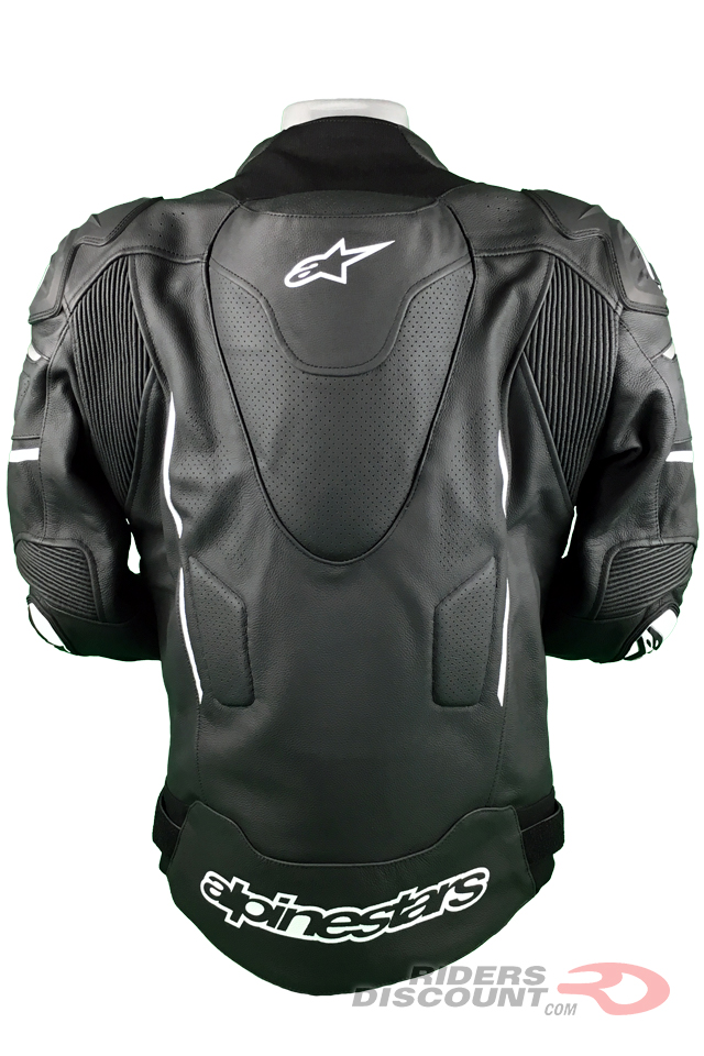 Alpinestars Atem Leather Jacket - Click Image For More Information