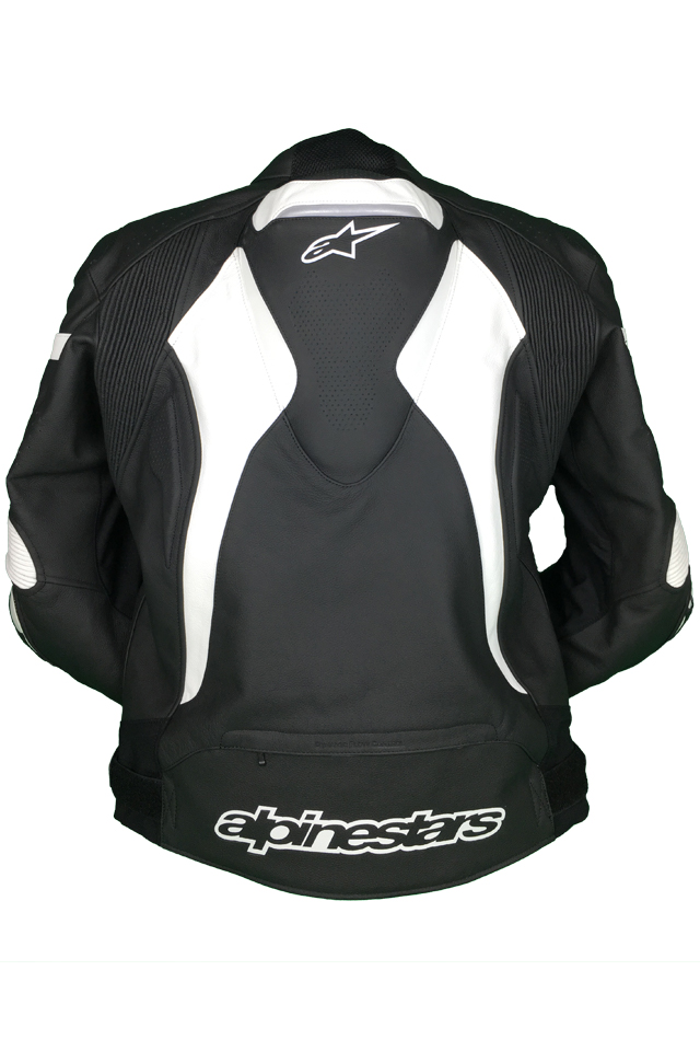 Alpinestars Celer Leather Jacket - Click Image For More Information