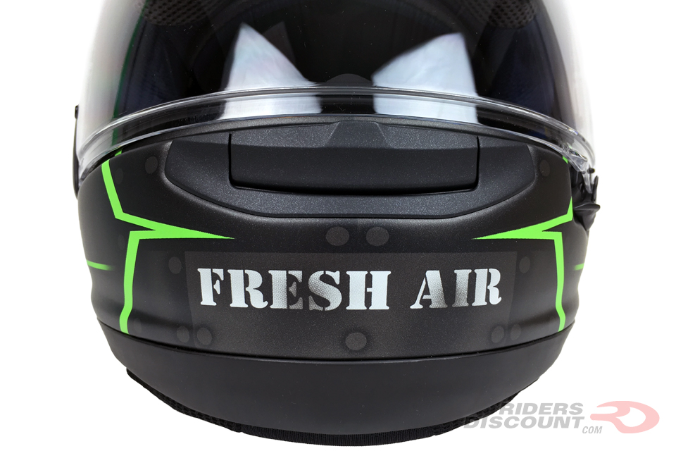 Arai Corsair-X Hayes X-15 Helmet - Click Image For More Information
