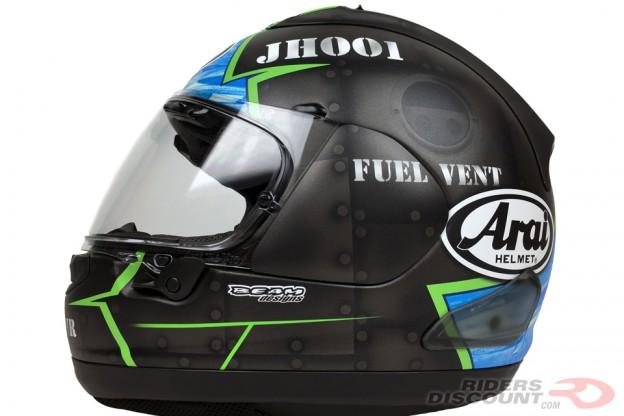 Arai Corsair-X Hayes X-15 Helmet