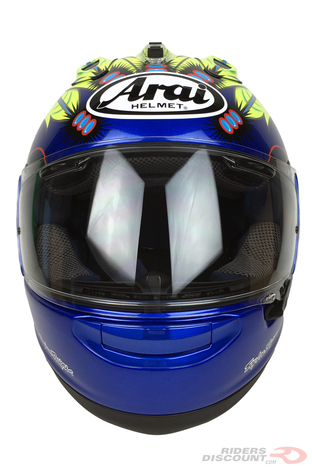 Arai Corsair-X Russell-2 Helmet - Click Image For More Information - MSRP $969.95