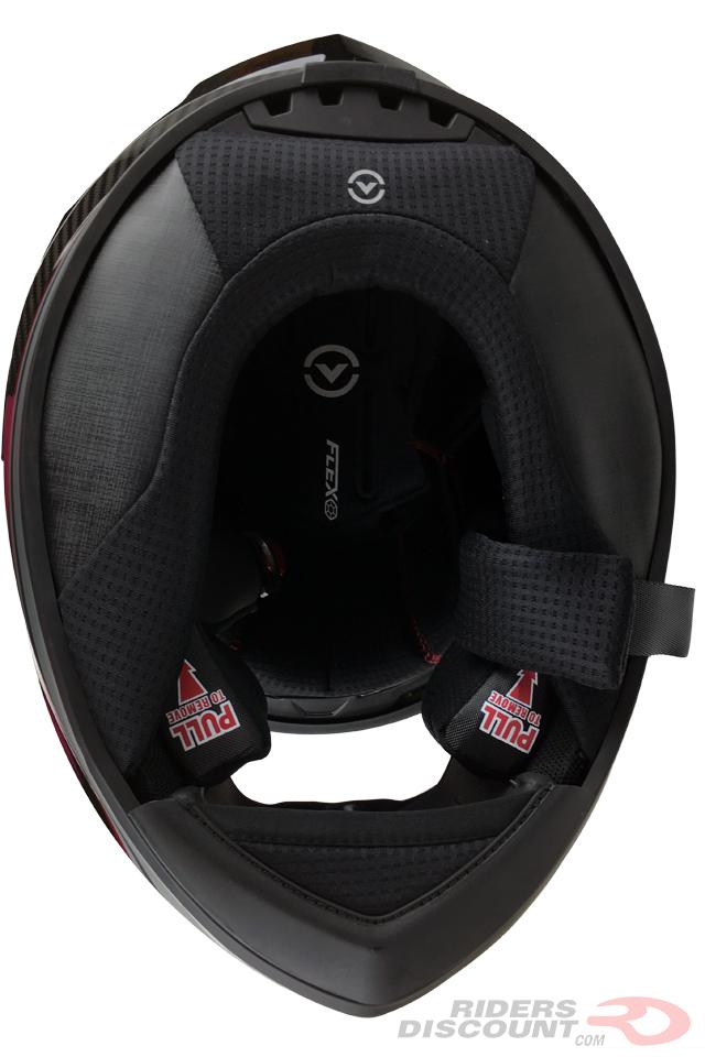 Bell Race Star Solid Matte Black Helmet - Click Image For More Information