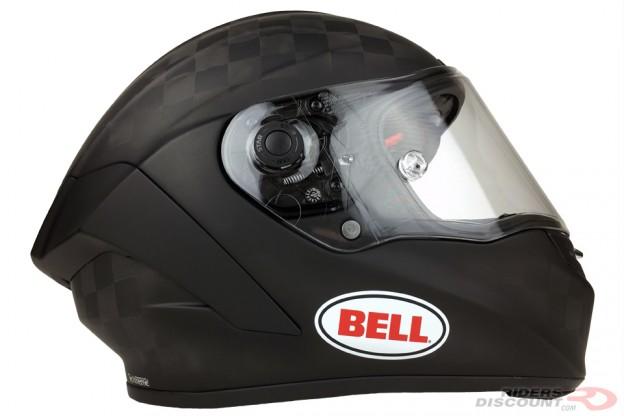 Bell Pro Star Matte Black Helmet