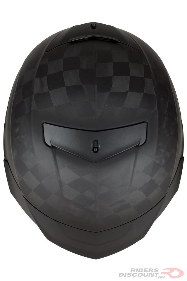 Bell Pro Star Matte Black Helmet - Click Image For More Information