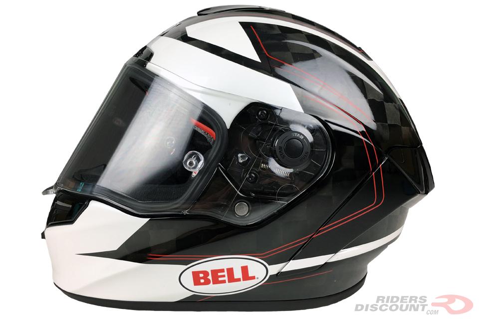 Bell Pro Star Ratchet Helmet - Click Image For More Information -
