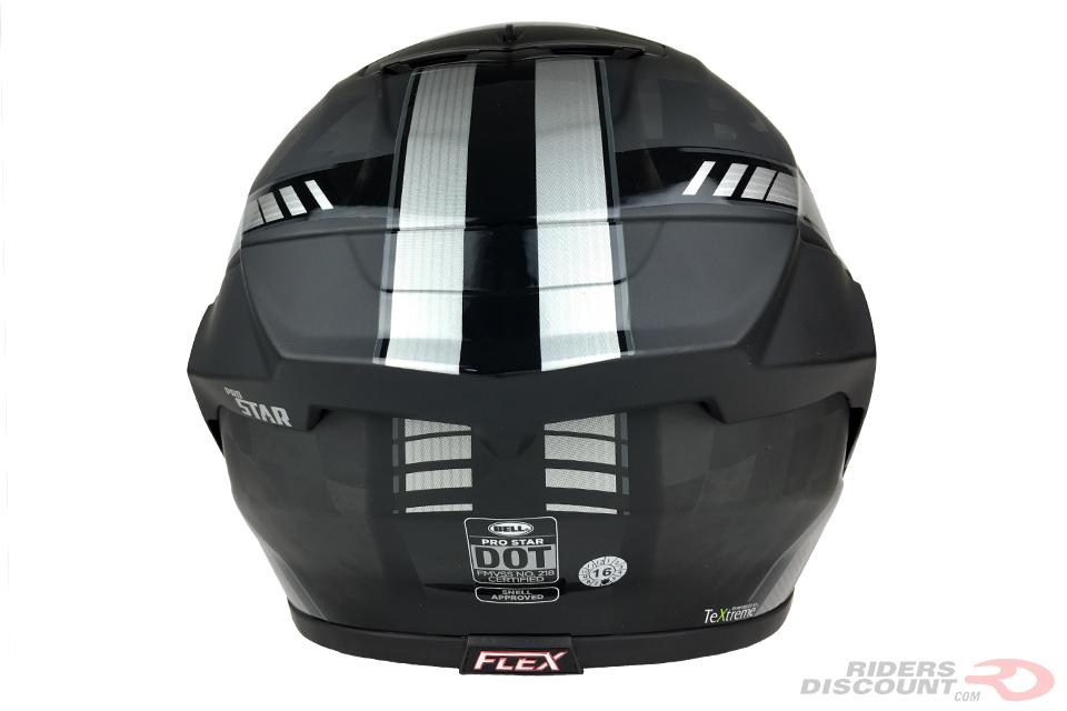 Bell Pro Star Tracer Helmet - Click Image For More Information