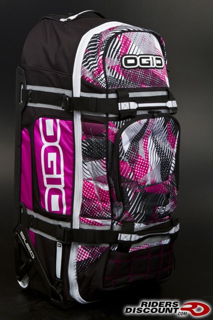 "OGIO Rig 9800 Gear Bag in ""Bolt"" - Click Image For More Information"