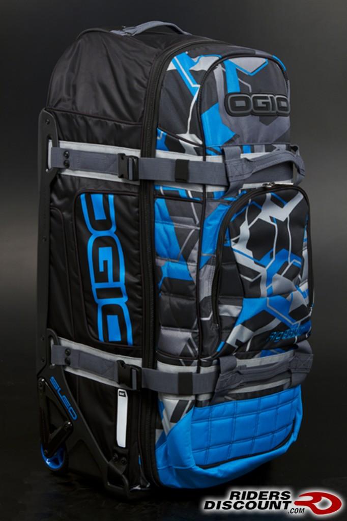 "OGIO Rig 9800 Gear Bag in ""Hex"" - Click Image For More Information - MSRP $269.99"