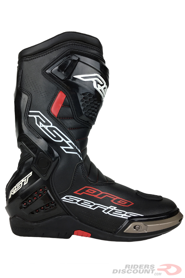 RST Pro Series Race Boots in Black