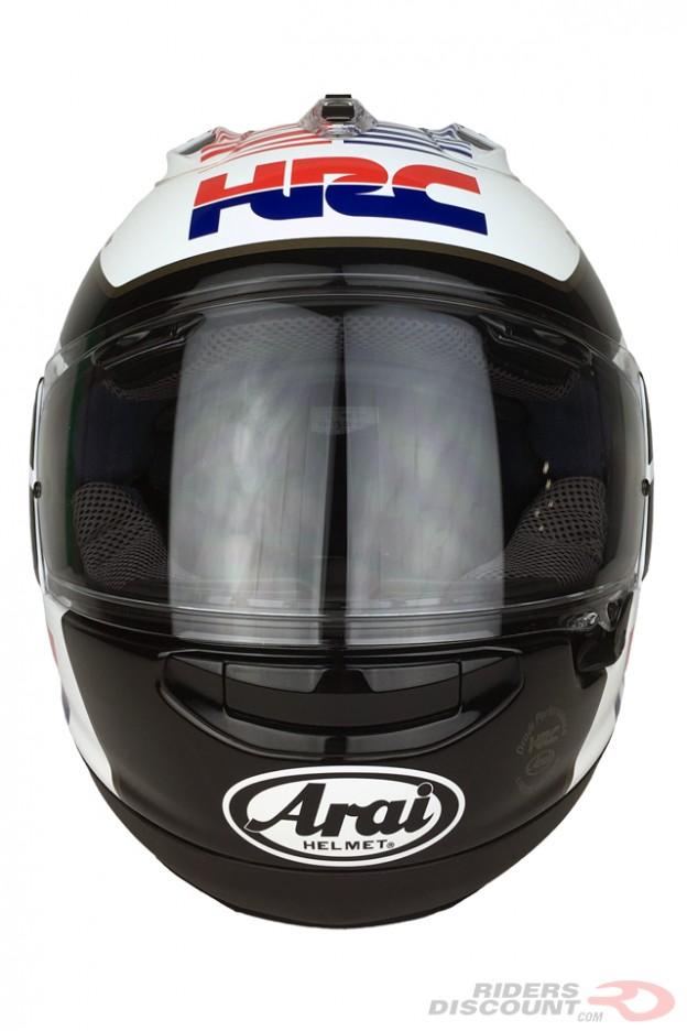 Arai Corsair-X HRC Helmet