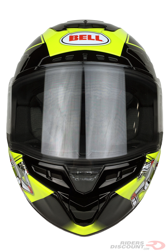 Bell Star Isle Of Man Helmet - Click Image For More Information - MSRP $499.95