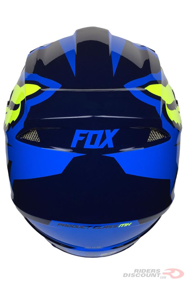 Fox Racing V1 Race Helmet - Click Image For More Information