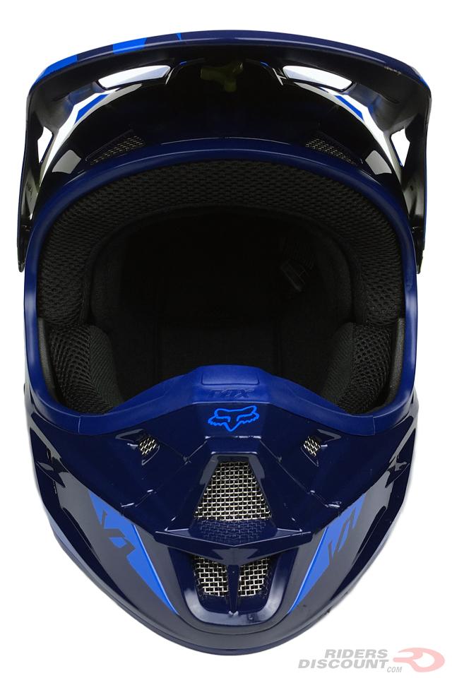 Fox Racing V1 Race Helmet - Click Image For More Information - MSRP $169.95