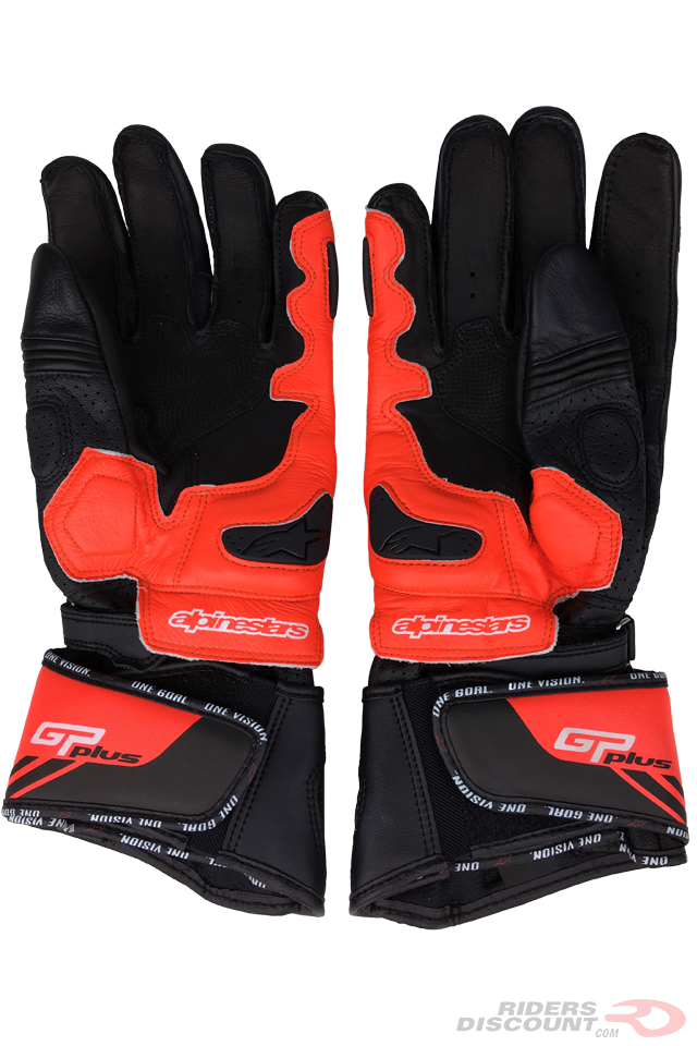 Alpinestars GP Plus R Gloves - Click Image For More Information - MSRP $199.95