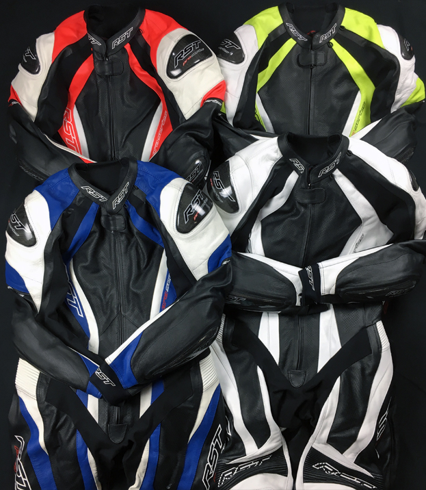 RST Pro Series CPX-C Leather Suit