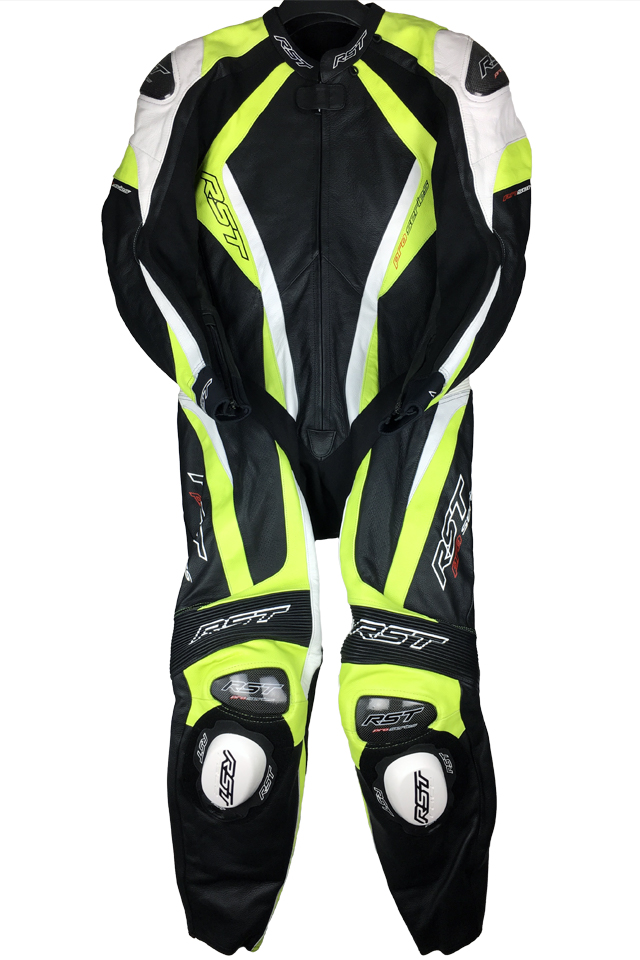 RST Pro Series CPX-C Leather Suit - Click Image For More Information - MSRP $887.99