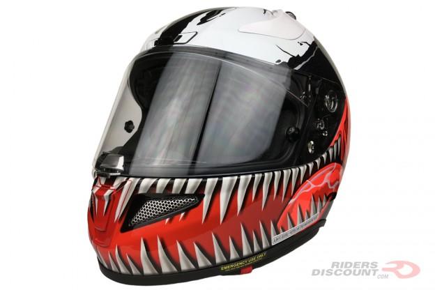 HJC RPHA 11 Pro Marvel Venom Helmet