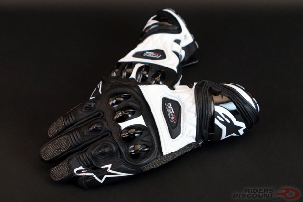 Alpinestars Supertech Leather Gloves