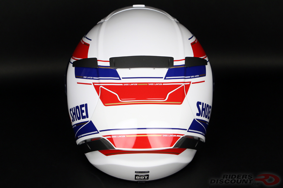 Shoei X-Fourteen Lawson Helmet - Click Image For More Information