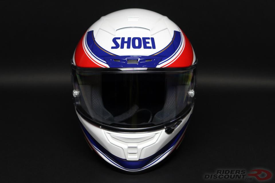 Shoei X-Fourteen Lawson Helmet - Click Image For More Information - MSRP $849.99