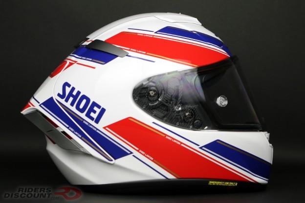 Shoei X-Fourteen Lawson Helmet