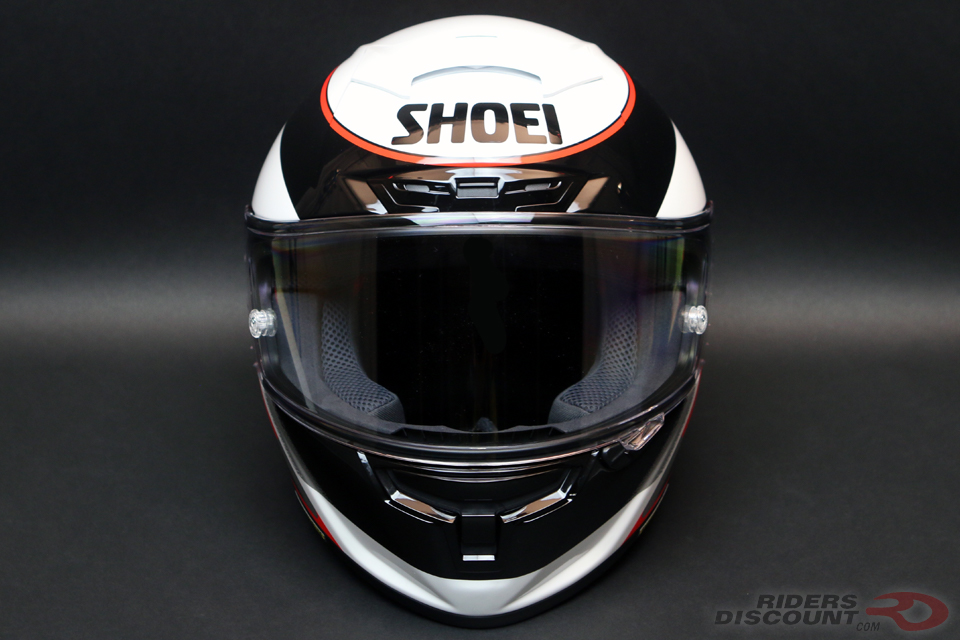 Shoei X-Fourteen Rainey Helmet - Click Image For More Information - MSRP $849.99