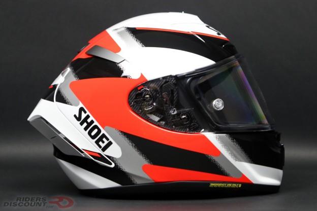 Shoei X-Fourteen Rainey Helmet