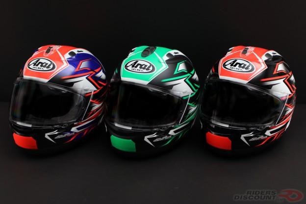 Arai Corsair-X Ghost Helmet