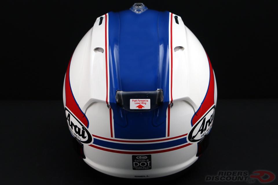 Arai Corsair-X Schwantz 93 Helmet